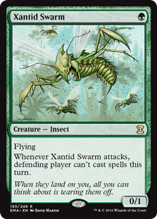 xantid-swarm