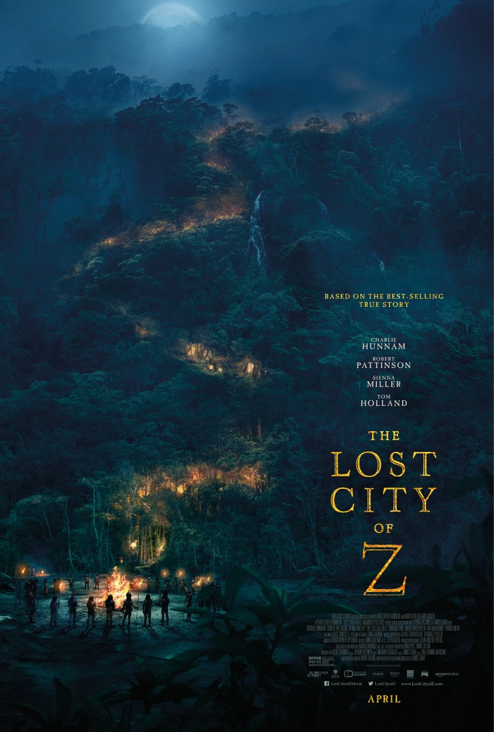 thelostcityofz-poster