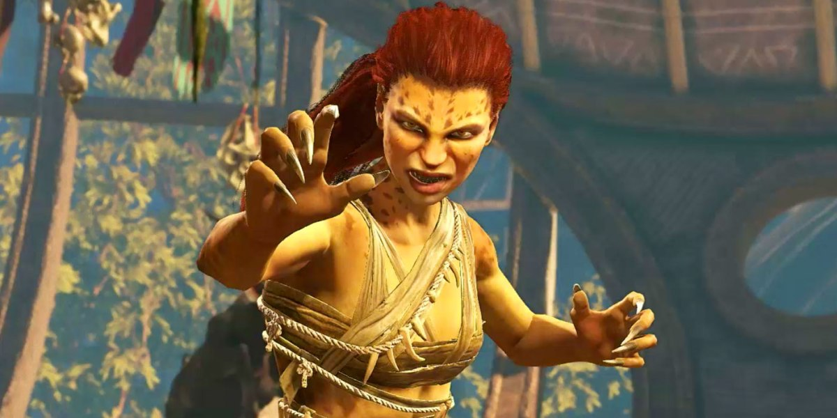 "Cheetah roars into ""Injustice 2"""