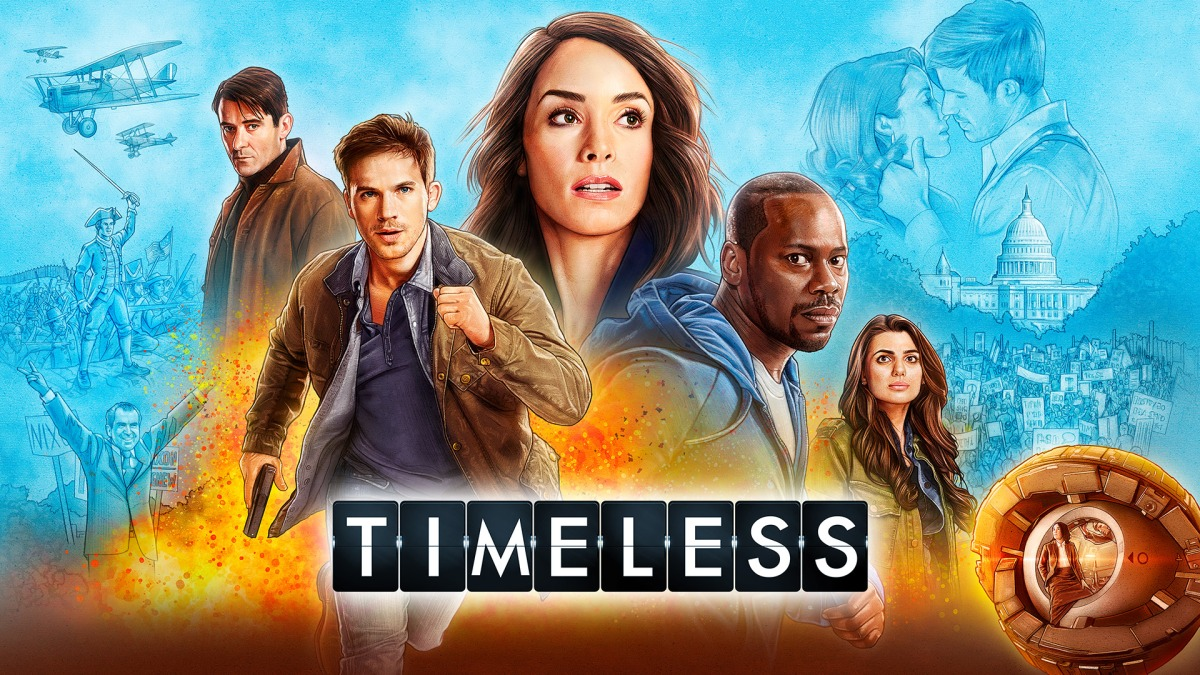 Episode 80: Timeless #Clockblockers