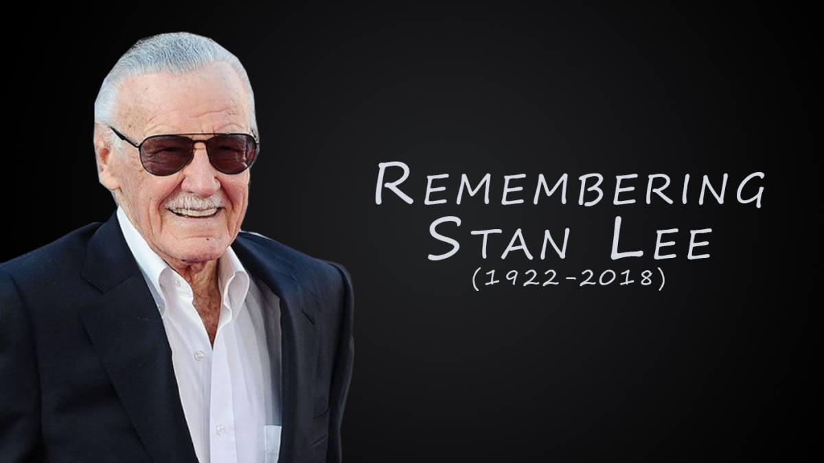 Episode 98: Remembering Stan Lee