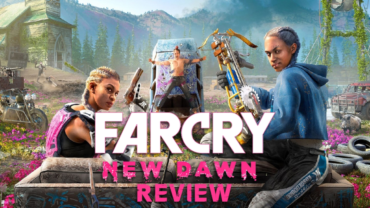 REVIEW: Ubisoft's Far Cry New Dawn